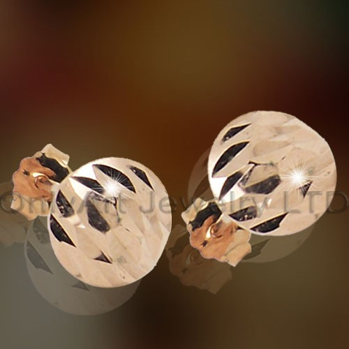 Lady Sterling Silver Stud Earring OAE0004