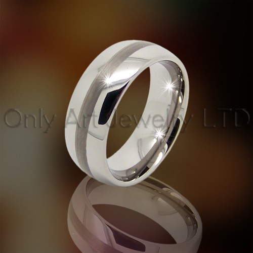Tungsten Jewelry OAGR0022