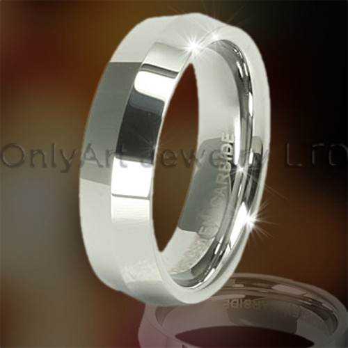 Tungsten Gold Mens Ring Jewelry OAGR0086