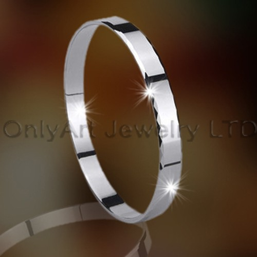 Tungsten Carbide Bangle OAGB0003