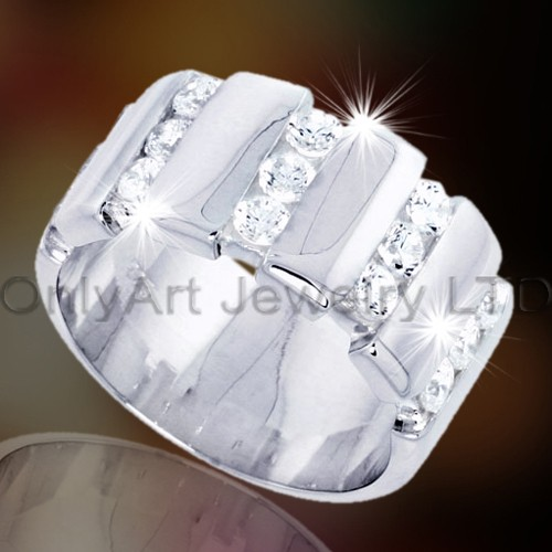 925 Wholesale Silver Jewelry OAR0049